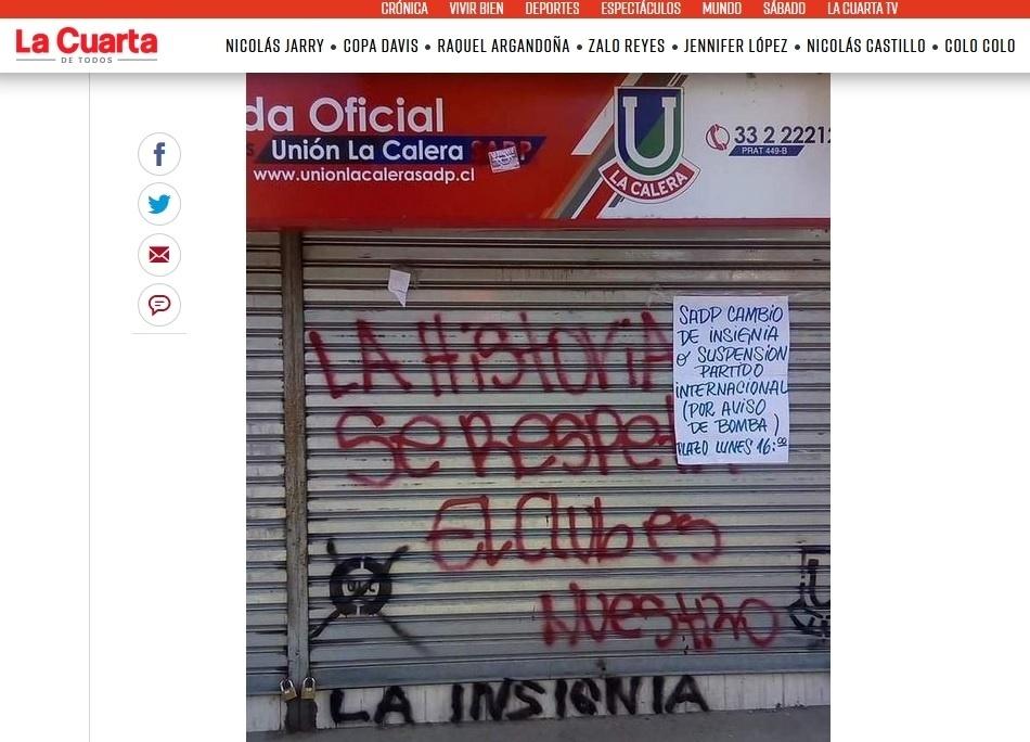 Torcida Rival Da Chape Na Sul Americana Ameaça Jogar Bombas Para