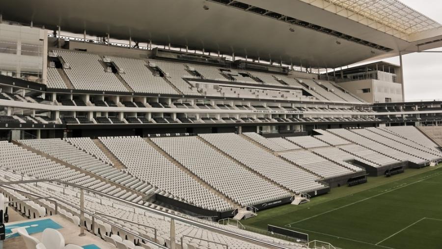 Arena Corinthians teve sequestro em seu estacionamento no Paulista de 2015 - Divulgação/Arena Corinthians
