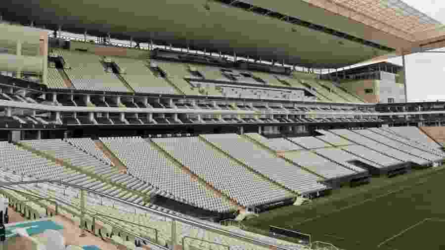 Estádio corintiano se consolida como atração turística mesmo em dias em que não há partidas - Divulgação/Arena Corinthians