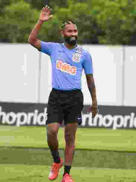 Marquinhos chegou a sofrer trote dos profissionais no ano passado, mas não teve espaço com Carille - RONALDO BARRETO/FUTURA PRESS/ESTADÃO CONTEÚDO