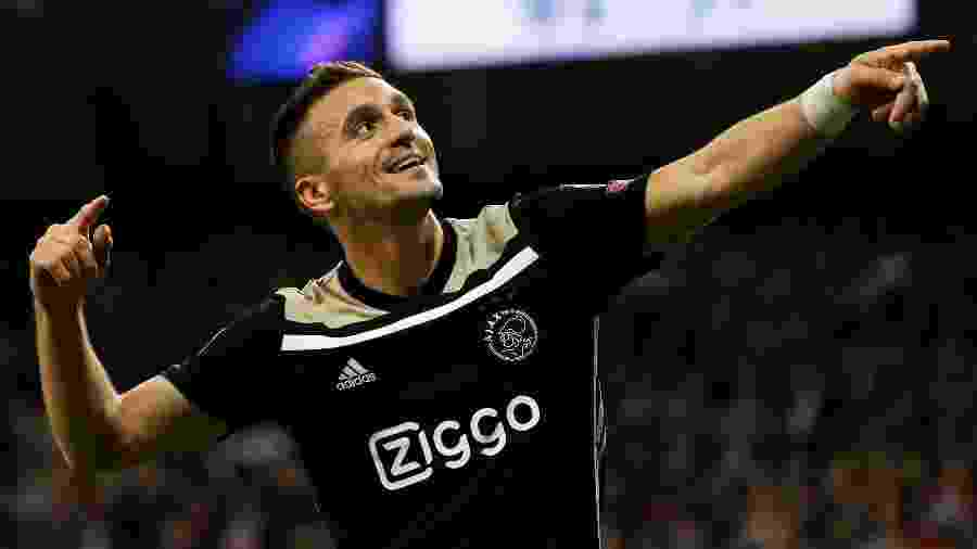 Dusan Tadic, do Ajax - Susana Vera/Reuters