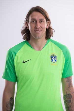 Cássio, goleiro da seleção brasileira