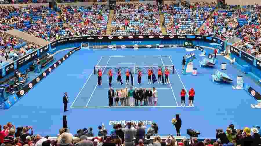 Margaret Court, Australian Open  - Vince Caligiuri/Getty Images