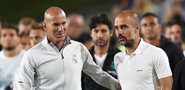 Hora de Guardiola x Zidane: como sucesso de um influenciou trilha do outro