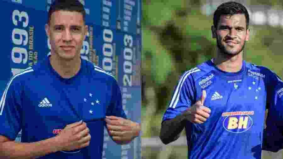 Cruzeiro dispensa Roberson e Matheus Índio, que sequer entrou em campo com a camisa azul - Divulgação/Cruzeiro