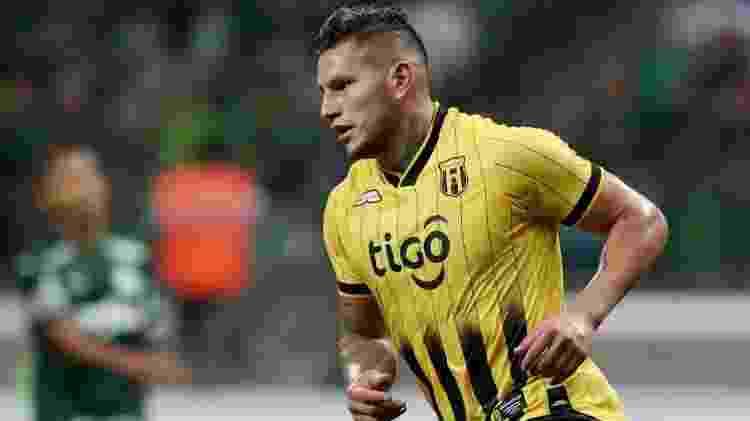 Raúl Bobadilla é reforço do Fluminense para o ataque no mercado da bola para a Libertadores - Divulgação/Conmebol Libertadores - Divulgação/Conmebol Libertadores