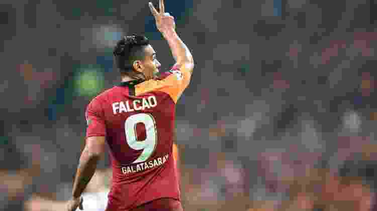 Falcao García (Galatasaray) - Getty Images - Getty Images