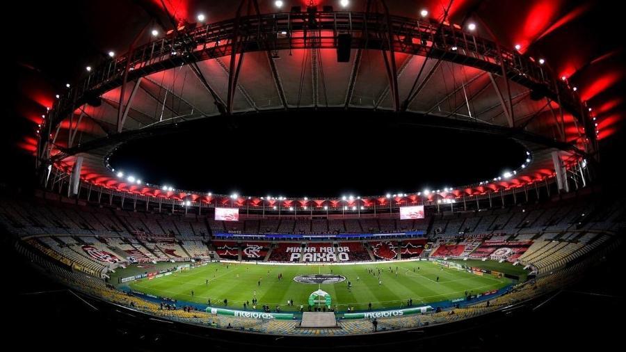 Maracanã é, de longe, o estádio mais caro para se jogar na Série A  - Staff Images