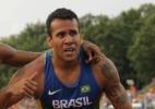"""Brasil """"herda"""" a prata nos 4x100m do atletismo após eliminação do Canadá - EFE/José Méndez"""