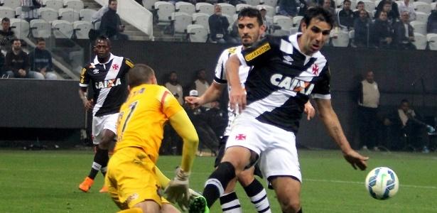 Herrera ficou marcado por gol perdido em sua curta passagem pelo Vasco
