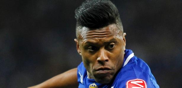 Júlio Baptista atuou pelo Cruzeiro entre 2013 e 2015 - Wahington Alves/Light Press