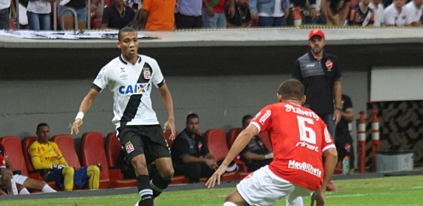 Após ganhar a posição, Madson vem sendo um dos destaques do Vasco