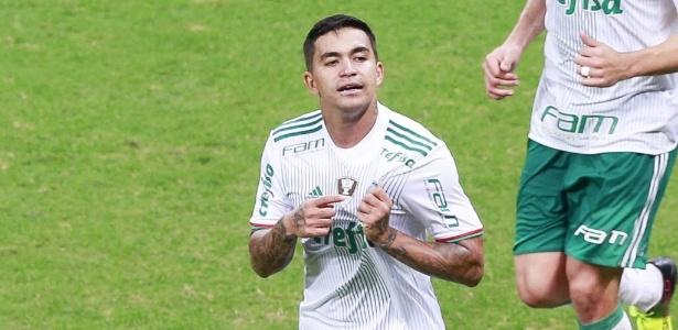 Na ausência de Fernando Prass, Dudu (foto) é o novo capitão do Palmeiras