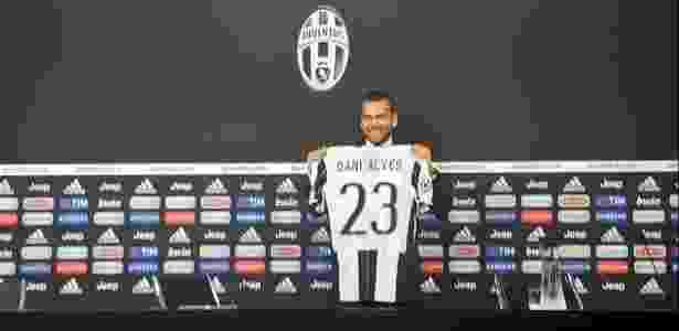 Daniel Alves  - Divulgação/Juventus  - Divulgação/Juventus
