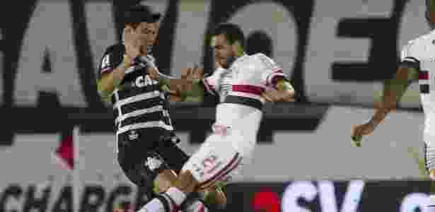 Wellington Nem em ação pelo São Paulo na Flórida Cup - Daniel Augusto Jr./Ag. Corinthians - Daniel Augusto Jr./Ag. Corinthians