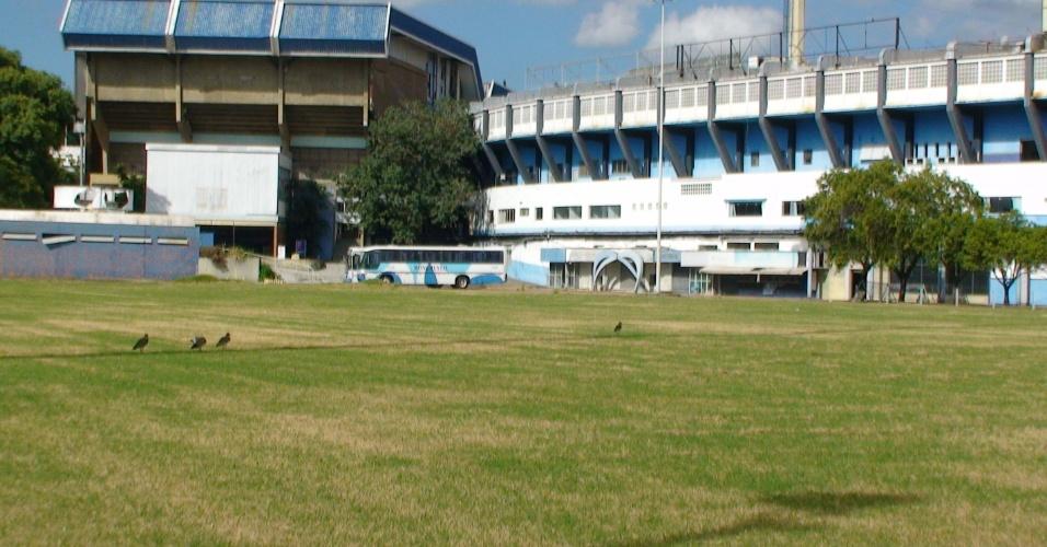 Campo suplementar do Estádio Olímpico 2