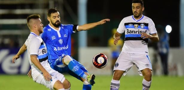 Grêmio poupou na Libertadores para jogar semi do Gauchão contra o Novo Hamburgo