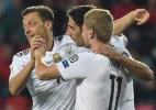 Fifa abre investigação contra a Alemanha após cânticos nazistas da torcida - AFP PHOTO / Michal Cizek