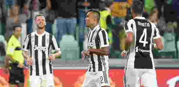Alex Sandro anotou gol da Juventus sobre o Torino - Stringer/Reuters - Stringer/Reuters