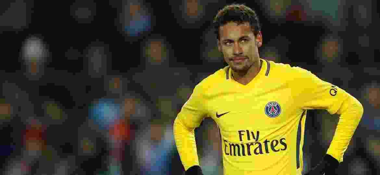 """Neymar em ação pelo PSG; atacante viajou por """"questões pessoais"""", mas é aguardado em Paris - Reuters"""