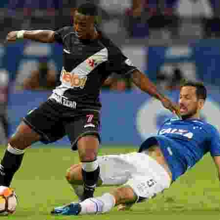 Volante Ariel Cabral, do Cruzeiro - REUTERS/Washington Alves - REUTERS/Washington Alves