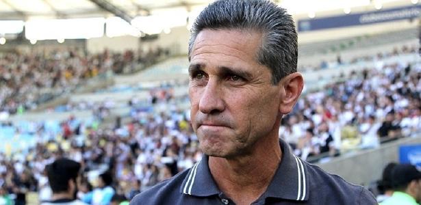 Técnico Jorginho foi campeão carioca pelo Vasco em 2016 e estava no Ceará