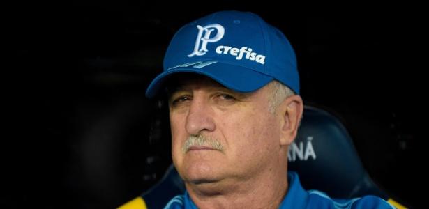 Felipão fez declarações contra árbitro de jogo com o Ceará por cartões amarelos - Thiago Ribeiro/AGIF