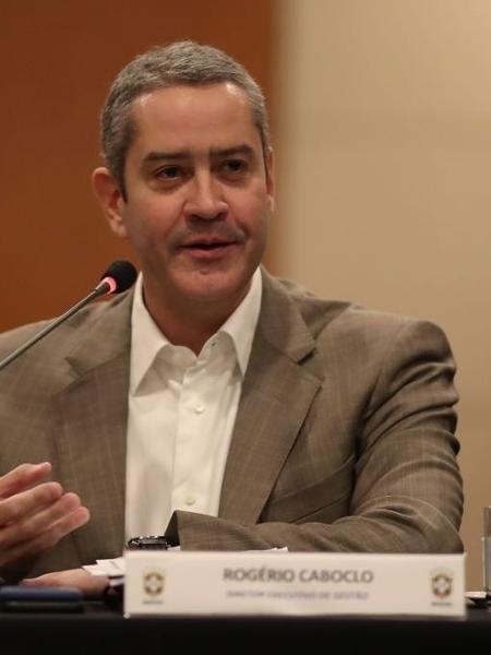 Rogério Caboclo, presidente eleito da CBF em 2018 - Lucas Figueiredo/Divulgação/CBF