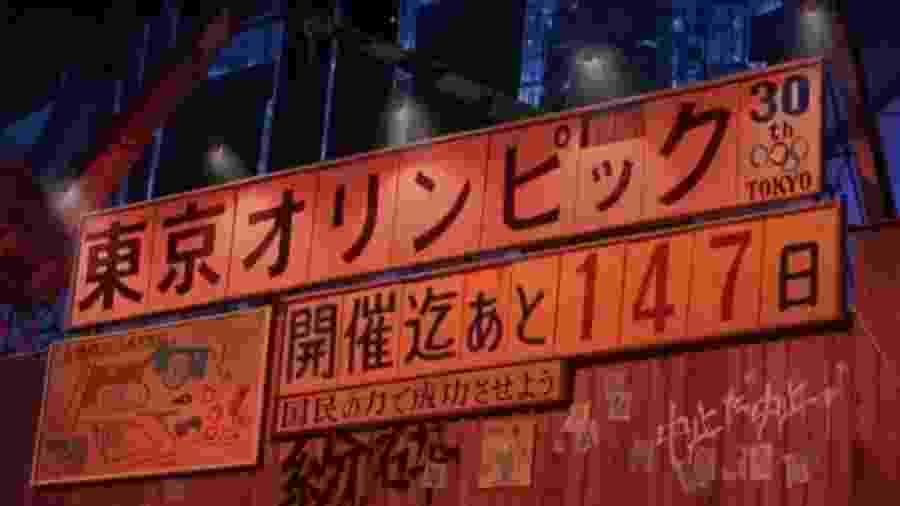 Akira se passa em 2019 e conta a história de crianças com poderes em Neo-Tóquio às vésperas das Olimpíadas na cidade, em 2020; no fim da década de 80, história ganhou versão animada - Reprodução