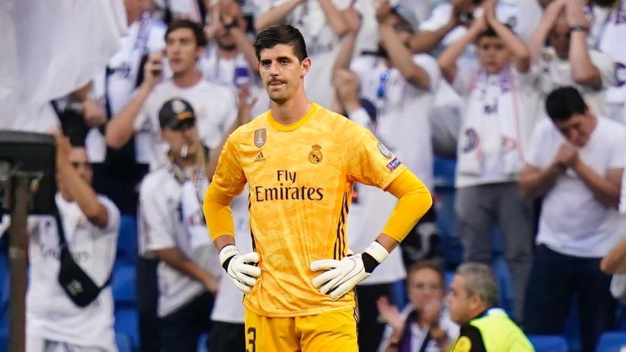 Goleiro fez acordo com técnico da seleção belga para voltar ao clube espanhol - Quality Sport Images/Getty Images