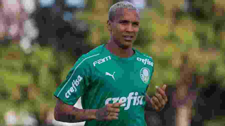 Atacante pode voltar à Espanha após dois anos e meio no Palmeiras - Marcello Zambrana/AGIF
