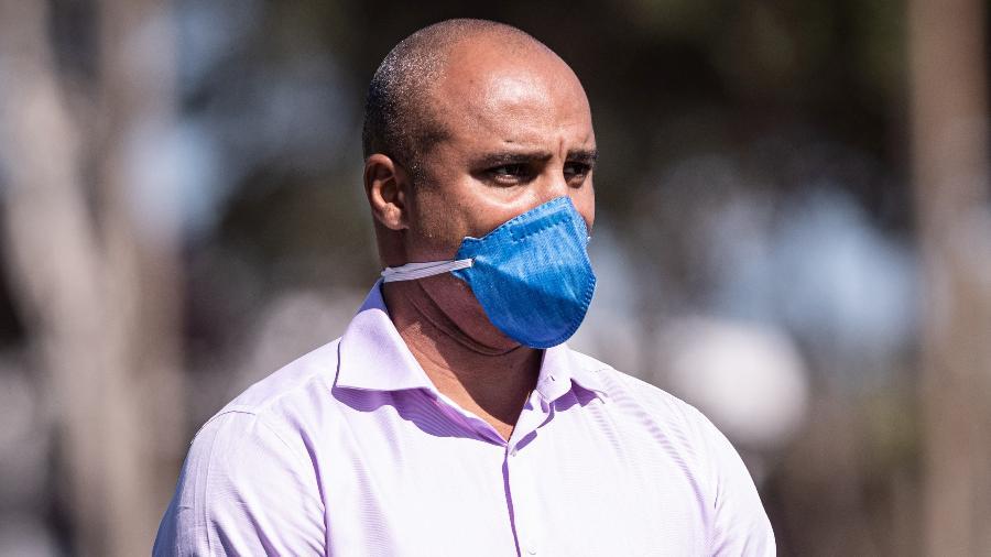 Deivid, diretor técnico do Cruzeiro, se tornou peça importante nos bastidores do clube - Gustavo Aleixo/Divulgação/Cruzeiro