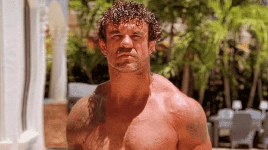 Vitor Belfort mostra corpo forte antes de voltar ao MMA - Reprodução/Instagram