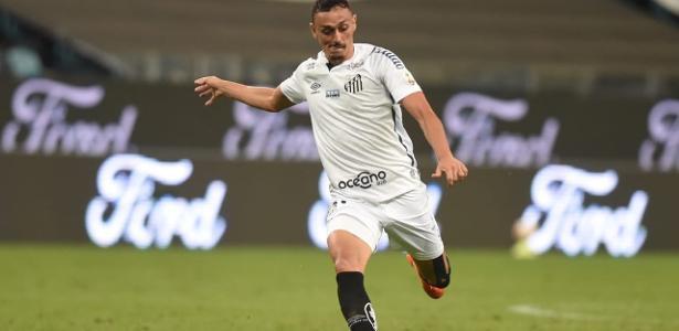 Santos anuncia venda de Diego Pituca; atleta fica até final da Libertadores