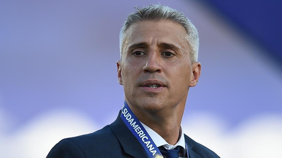 Ex-atacante fez história como jogador no futebol italiano e na seleção argentina; agora tem como missão assumir o São Paulo - Marcelo Endelli/Getty Images