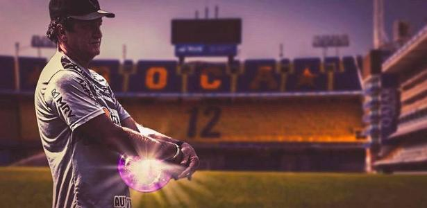 Cuca tem premonição com Boca Jrs e deixa elenco do Atlético-MG boquiaberto