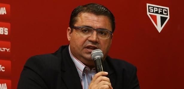 Júnior Chávare foi diretor da base do Grêmio e do São Paulo