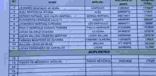 ece835de98 10+  Buzina revolta Falcão e goleiro marca contra em jogo do ...