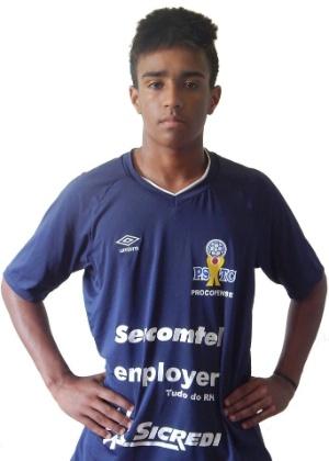 João Pedro, 14 anos, passou mal durante treino da quarta-feira, foi hospitalizado, mas não resistiu a parada cardíaca - PSTC/Divulgação