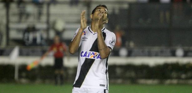 Éderson marcou para o Vasco contra o Criciúma no primeiro turno