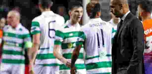 Manchester City voltou da Escócia com um empate por 3 a 3 - Reuters / Lee Smith