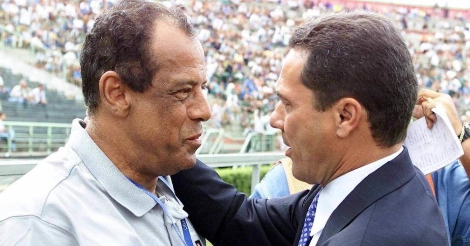 Carlos Alberto Torres também fez carreira como treinador em clubes como o Flamengo