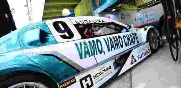 Divulgação/Stock Car