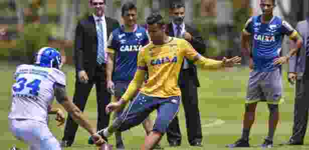 Yuri Edmundo/Cruzeiro