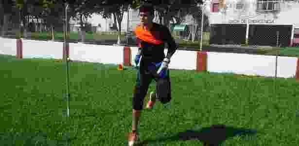 Yago Darub no futebol do Acre - Reprodução/Facebook  - Reprodução/Facebook