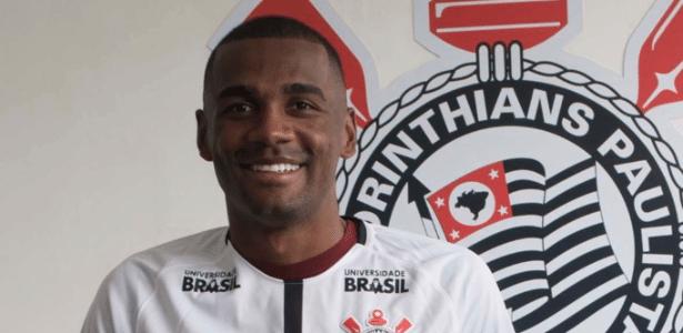 Zagueiro Marllon acertou um vínculo de quatro temporadas com o Corinthians - Daniel Augusto Jr. / Agência Corinthians