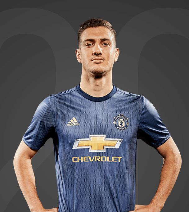 Diogo Dalot, lateral do United