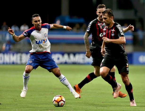 """Paulo André se lesionou contra o Bahia e ficou de fora das finais da Sul-Americana: """"mais um pouquinho"""" - Cláudia Sandes"""
