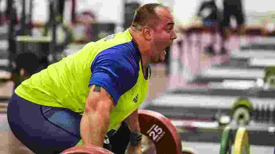 Fernando Saraiva treina em Lima para os Jogos Pan-Americanos - Wander Roberto/COB