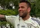Sem Juanfran, Diniz escala Daniel Alves na lateral direita do São Paulo